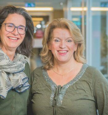 Monique en Annette