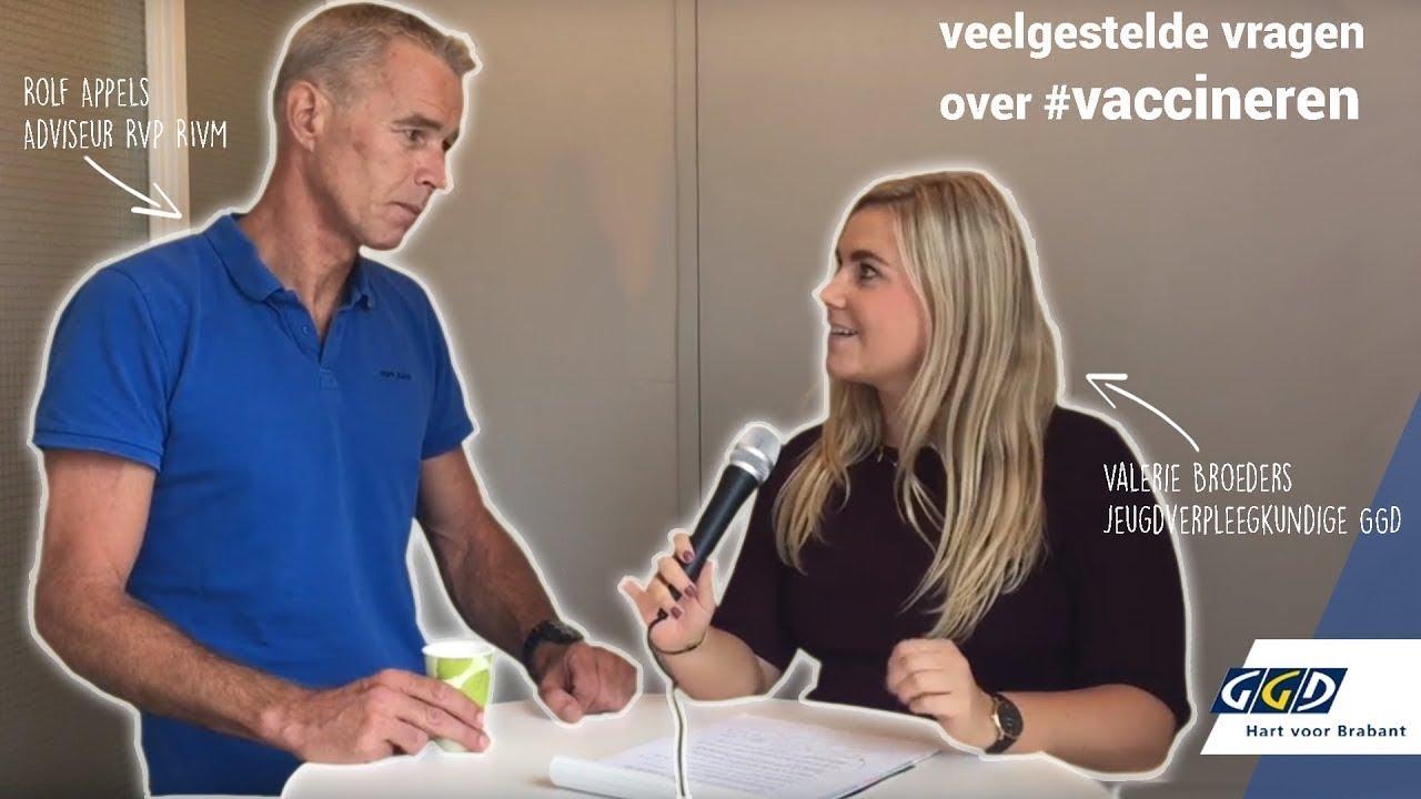 Veelgestelde vragen over vaccineren | Valerie vertelt